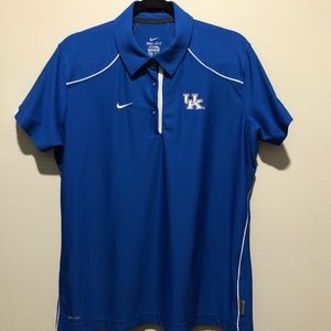Kentucky Wildcats Nike Youth Polo XL (16-18)